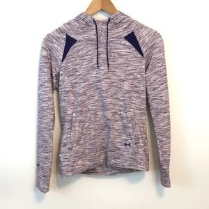 Under Armour Hooded Sweatshirt Semi Fitted